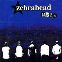 Zebrahead - MFZB (Cover Artwork)