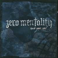 Zero Mentality - In Fear of Forever (Cover Artwork)