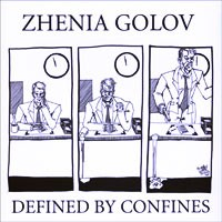 Zhenia Golov - Defined by Confines [12-inch] (Cover Artwork)