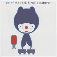 Zolof The Rock and Roll Destroyer - Popsicle (Cover Artwork)