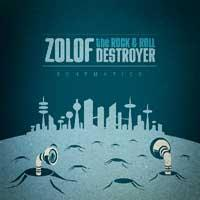 Zolof the Rock and Roll Destroyer - Schematics (Cover Artwork)