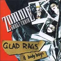 Zombie Ghost Train - Glad Rags & Body Bags (Cover Artwork)