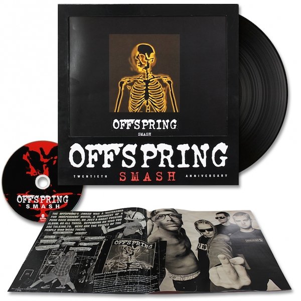 The Offspring S Smash Available On 20th Anniversary