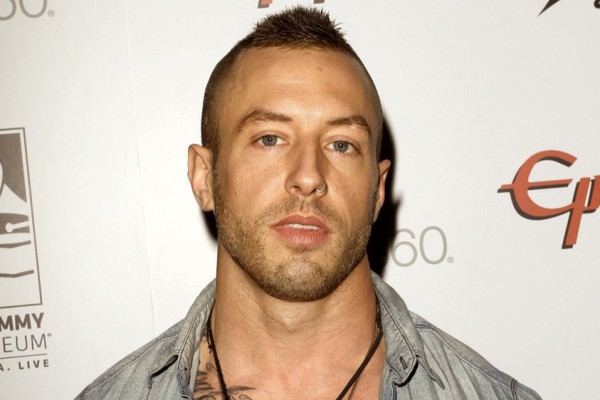 Greg Puciato - 2018 Bald hair & edgy hair style. Current length:  short hair