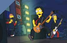 Simpsons Soundtrack To Include Fall Out Boy Panic At The Disco Not Green Day Punknews Org