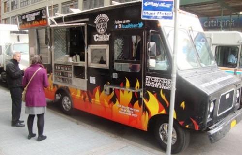 Marky ramone launches meatball food truck in nyc for Marky ramone marinara sauce