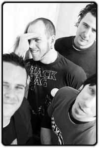 The Bouncing Souls - Photo by Andre Constantini